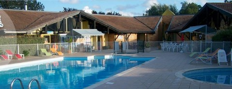 residence swimming-pool les moussaillons hourtin